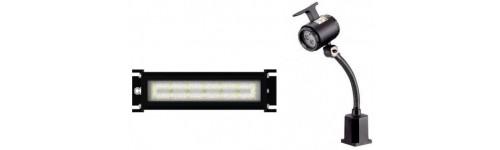 Lampes à LED pour machines et établis