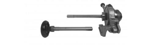 Dispositif de serrage/perçage