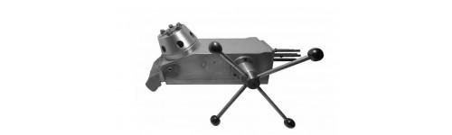 Chariot revolver et accessoires