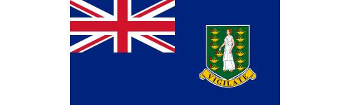 Vierges, Iles britanniques